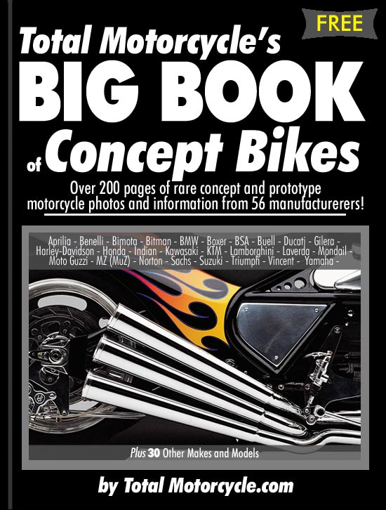 Total Motorcycle Big Book of Concept Bikes