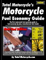 Total Motorcycle Fuel Economy Guide