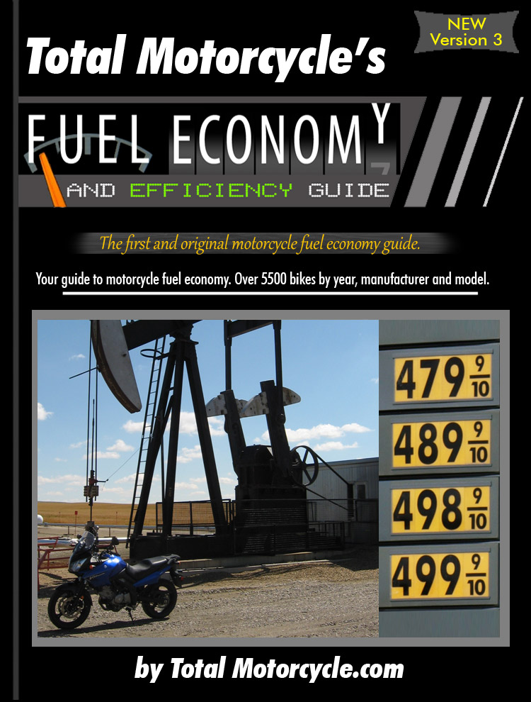 Motorcycle Fuel Economy Guide