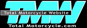Total Motorcycle Halloween Logo 2