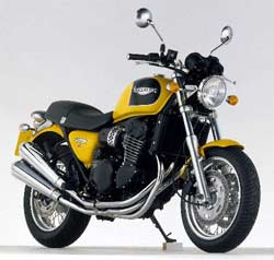 Motorcycle Buyers Guide Triumph Thunderbird Sport
