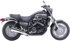 MUSCLE BIKE Yamaha-Vmax-1999