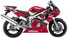 RICE BURNER Yamaha-YZF-R6-2001