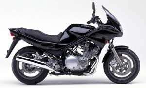XJ900S Diversion 900 Black