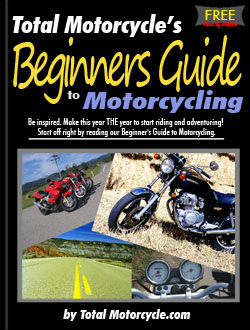 Beginners Guide to Motorcycling