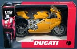 Win a yellow Ducati 999 model