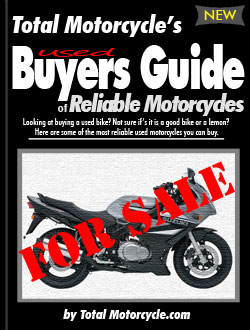 Used Motorcycle Buyer's Guide