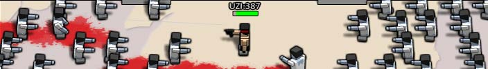 Most Popular Game of the Month - Zombie Killer! 1-2 Players