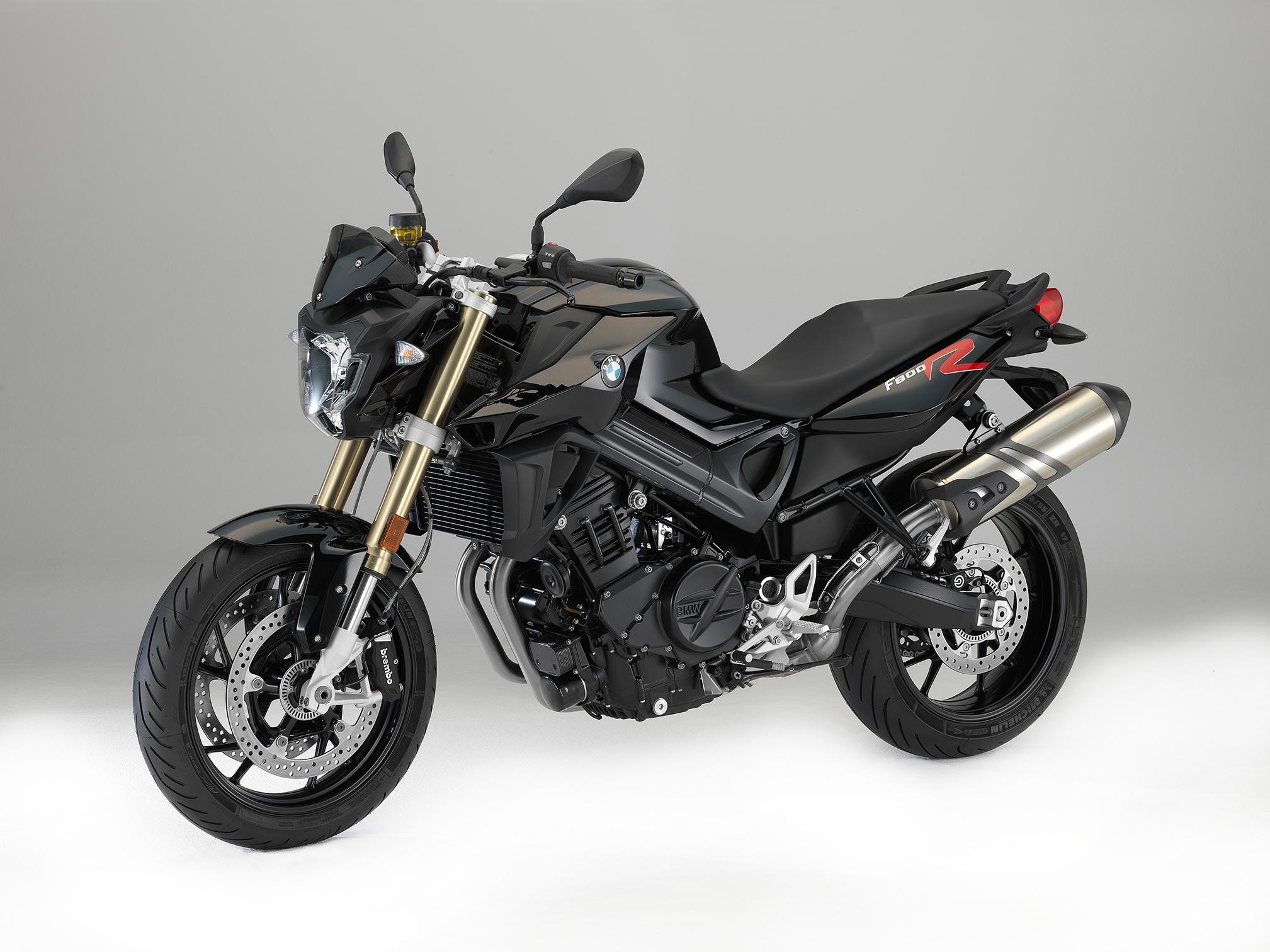 2017 BMW F800R Review