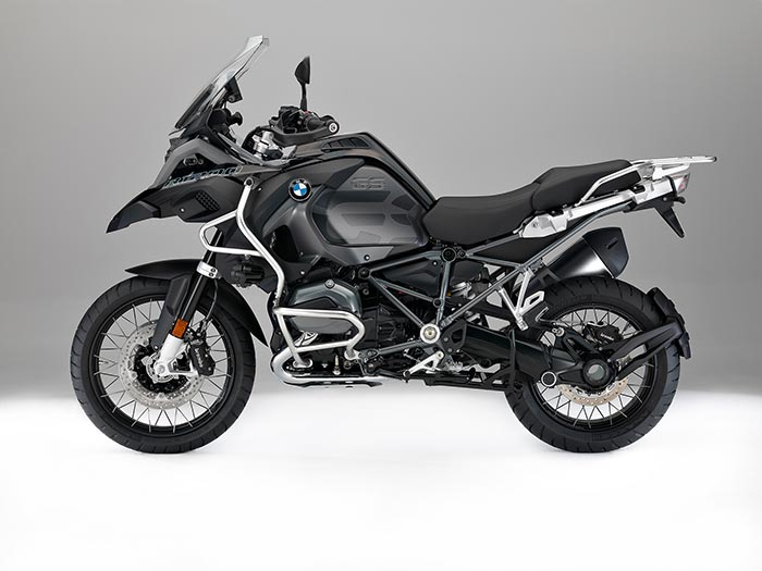 2017 BMW R1200RS Adventure