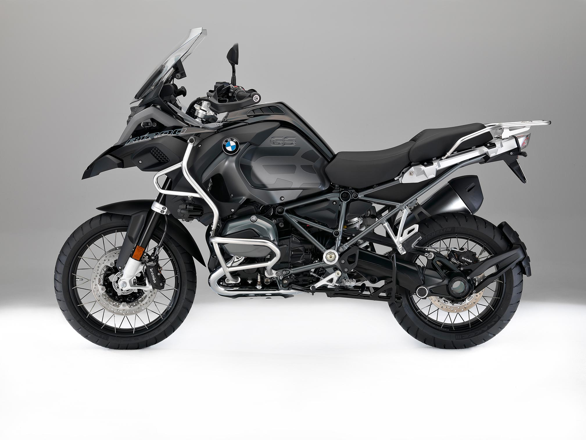 2017 Bmw R1200rs Adventure Review