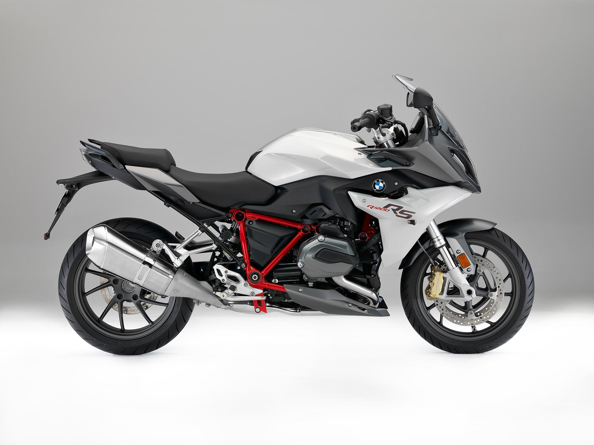 2017 BMW R1200RS Review