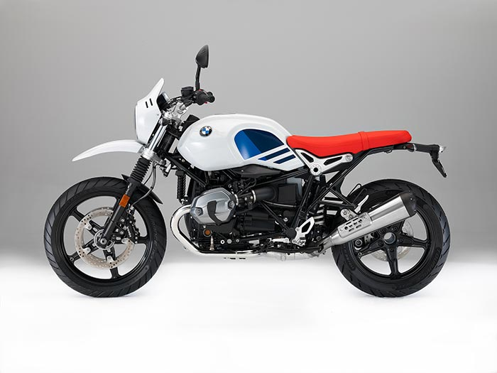 2017 BMW R nineT Urban GS