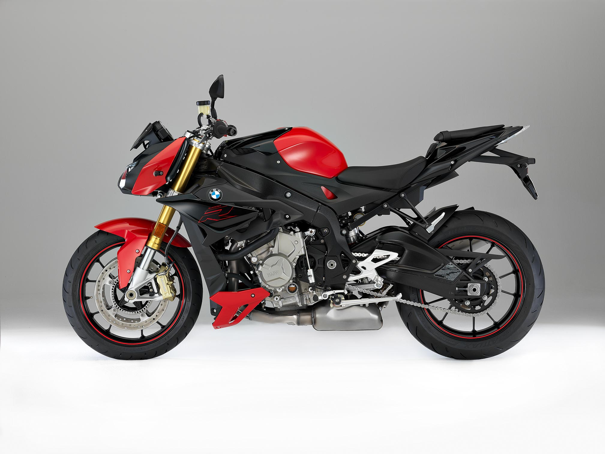 2017 BMW S1000R Review