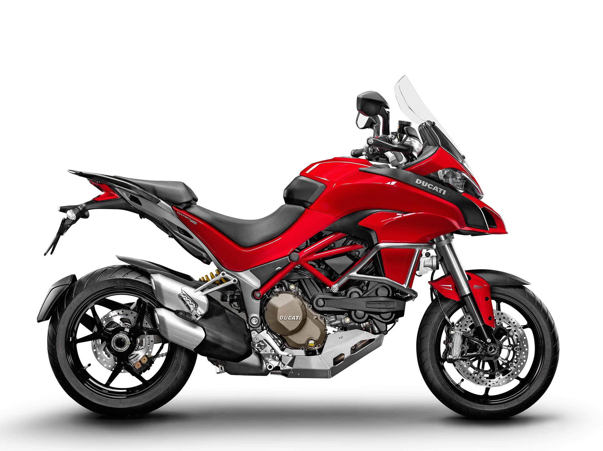 2017 Ducati Multistrada 1200 (Enduro Pack)
