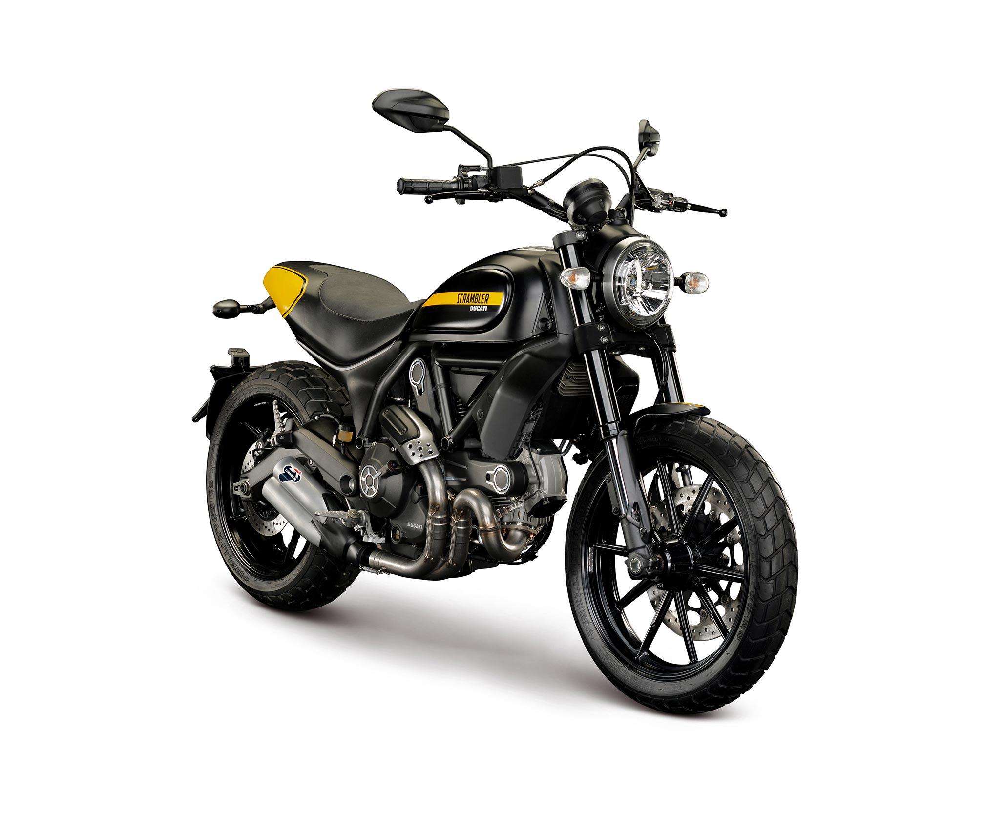 Ducati Scrambler Full Throttle Review