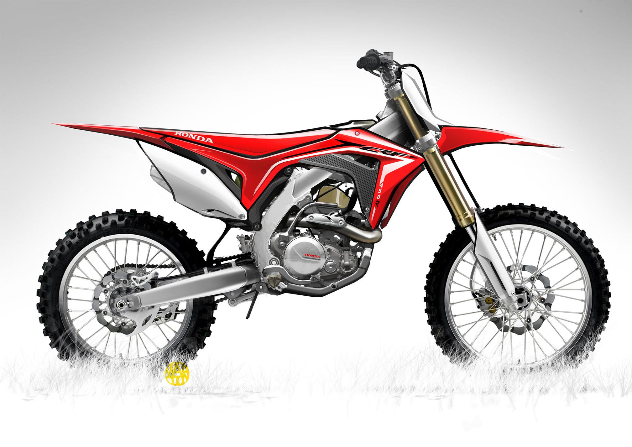 2017 Honda Crf450r Review