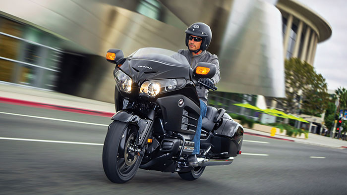 2017 Honda Gold Wing F6B