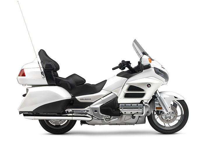 2017 Honda Gold Wing Audio Comfort
