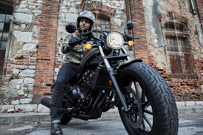 2017 Honda Rebel 500 ABS