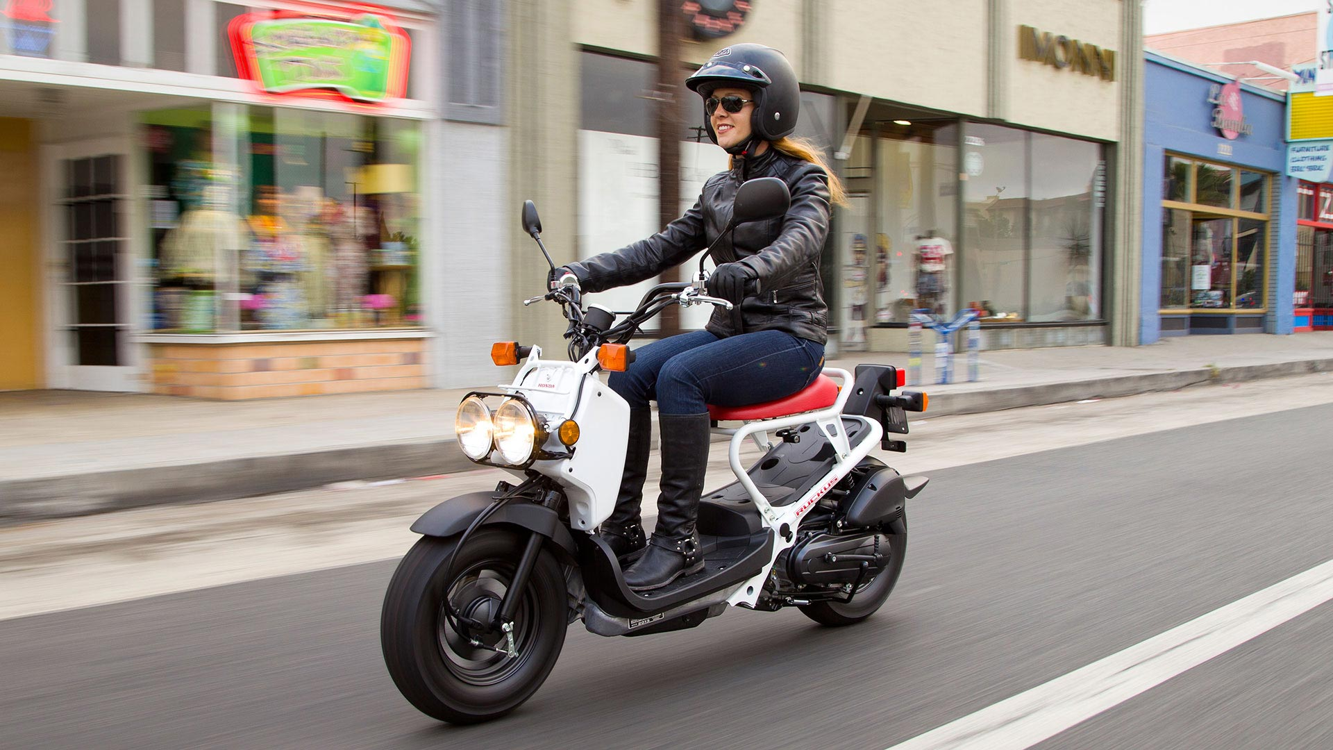 2017 Honda Ruckus Review