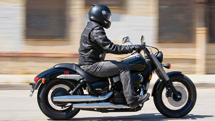 2017 Honda Shadow Phantom