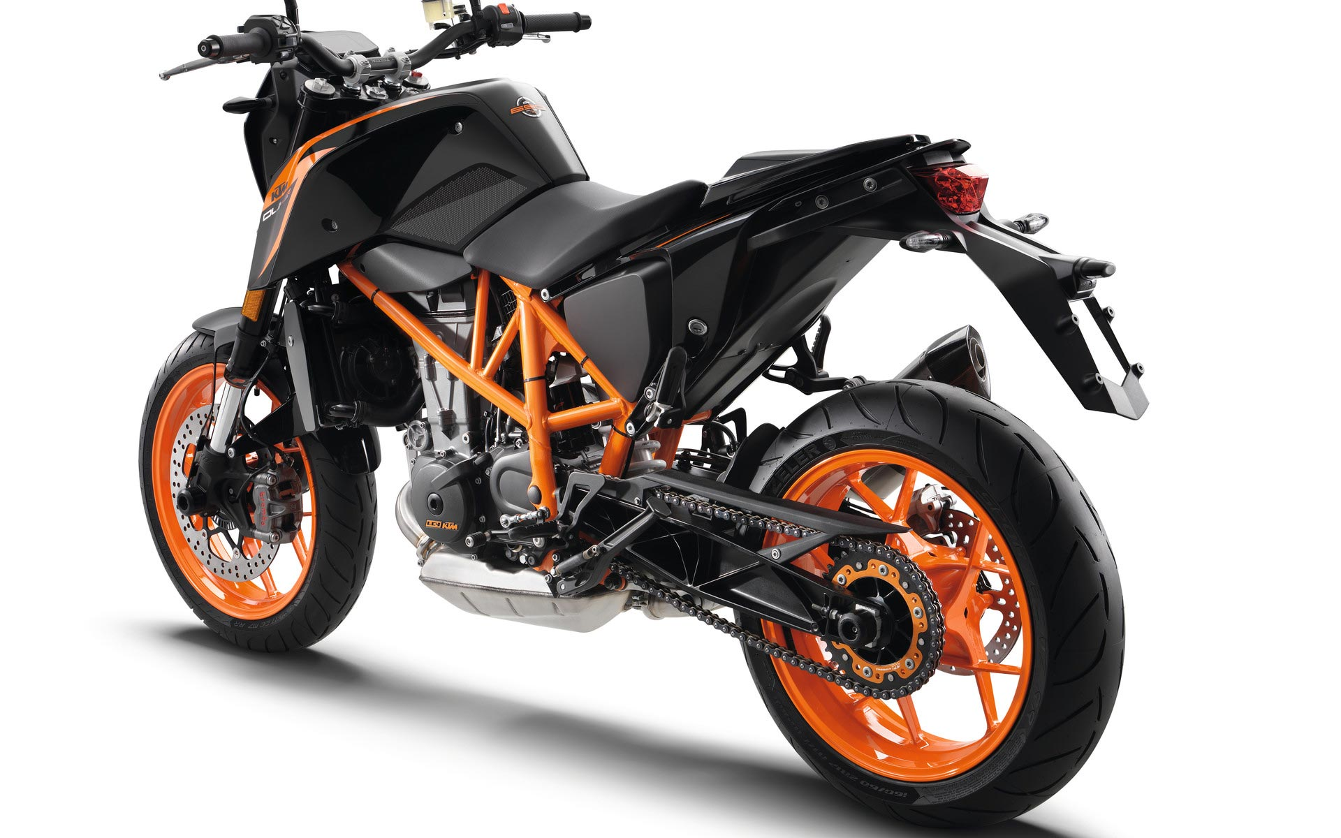 Ktm Duke Motorcycle Review