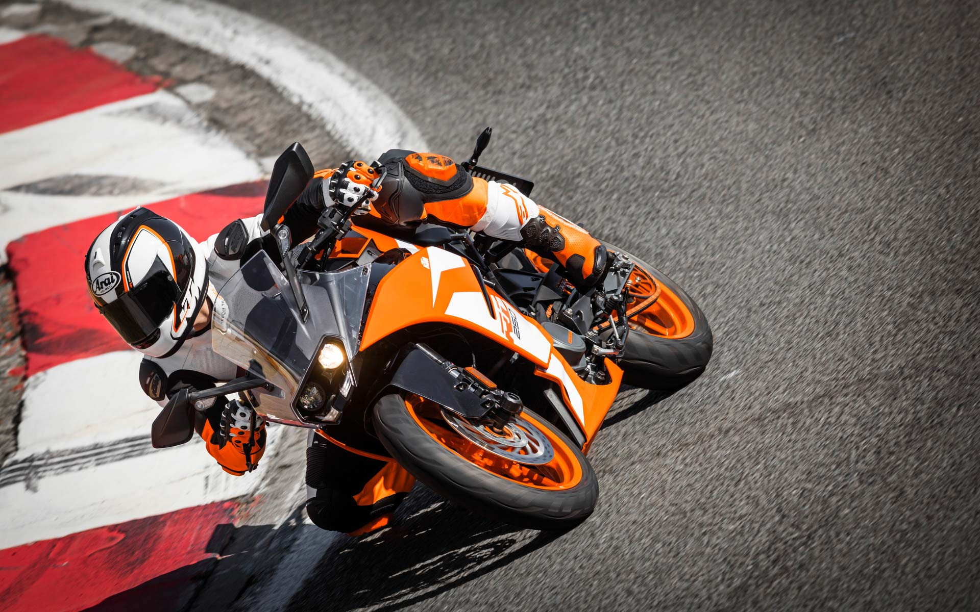 2017 KTM RC390 Review