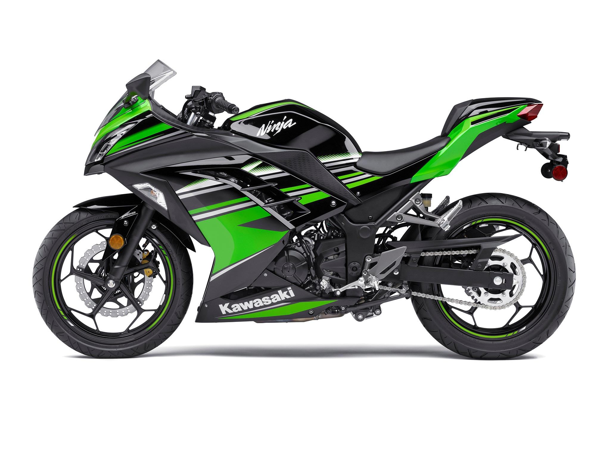 Kawasaki Ninja Review India