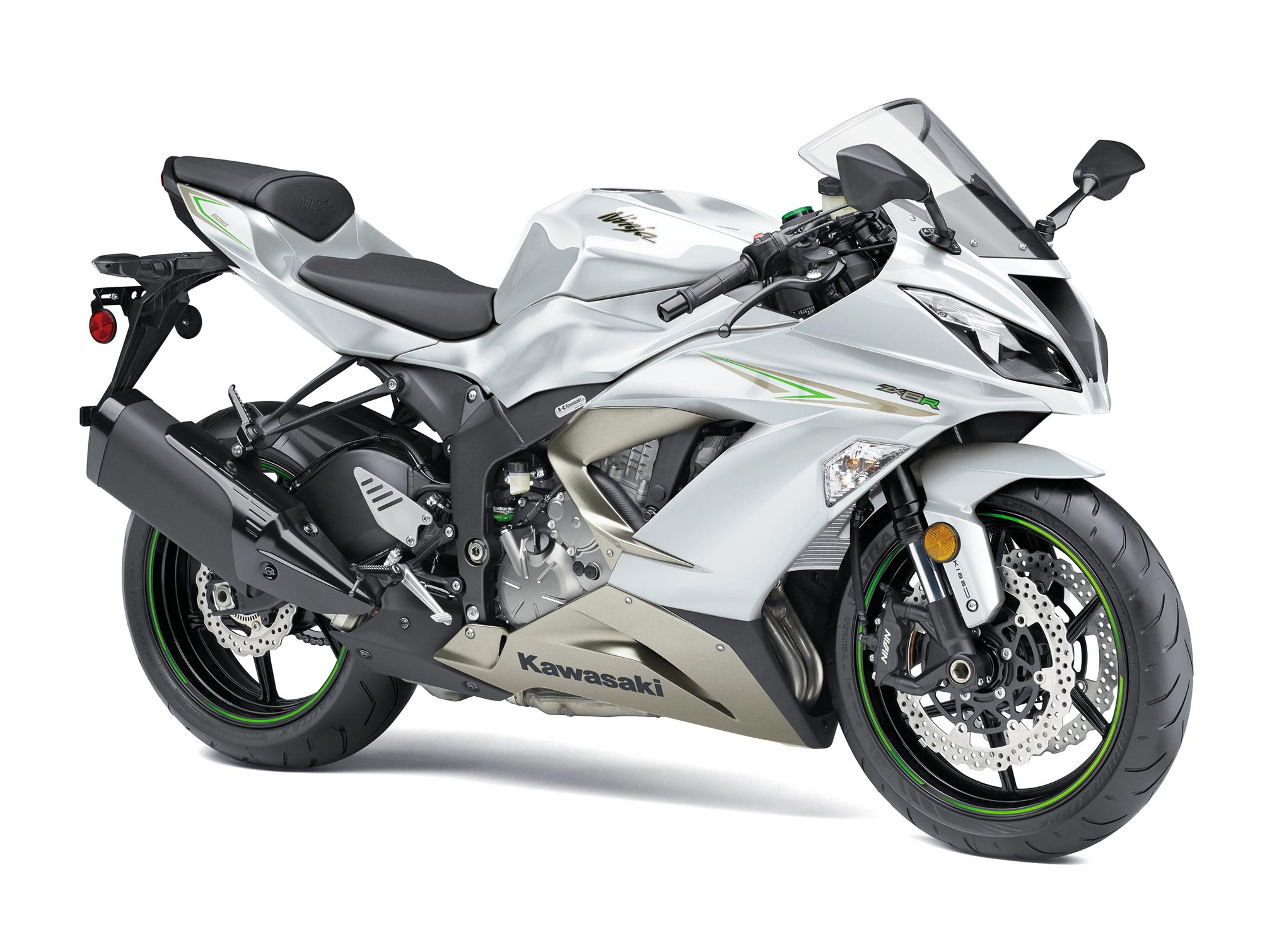 2017 Kawasaki Ninja Zx 6r Review