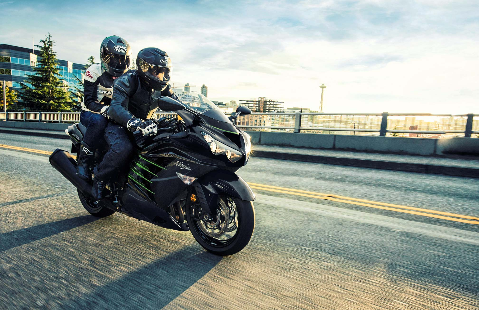 Kawasaki Ninja Zx R Abs Review