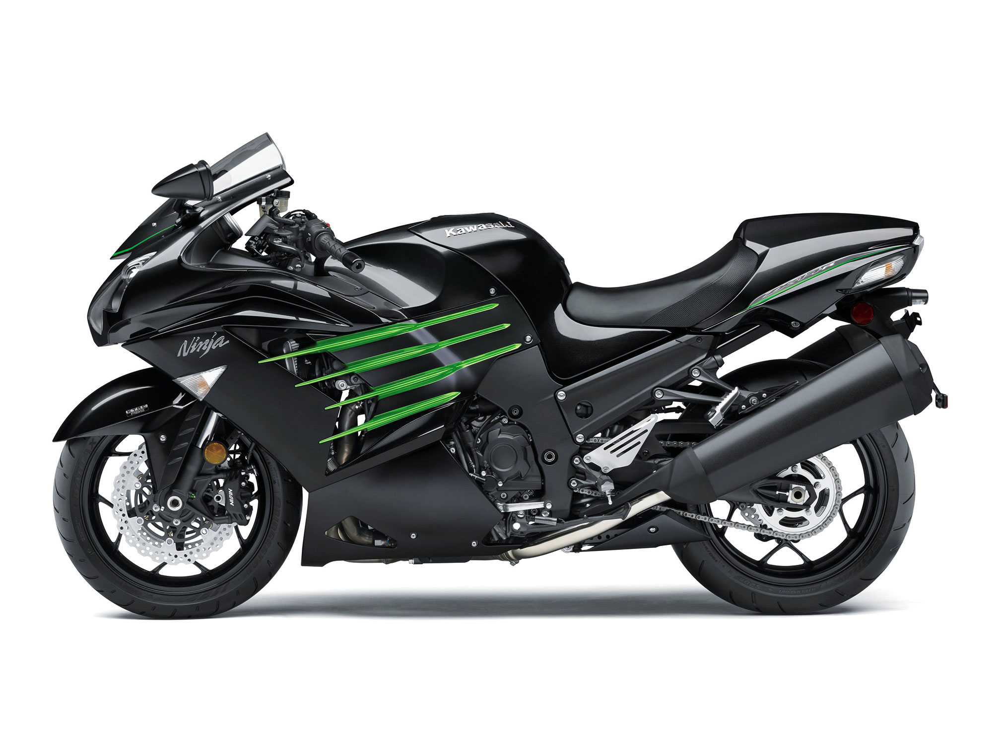 2017 Kawasaki Ninja ZX-14R ABS Review