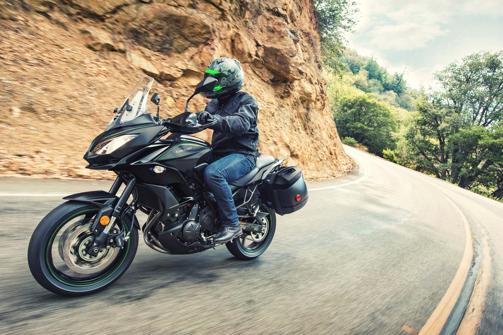 2017 Kawasaki Versys 650 Abs Lt Review