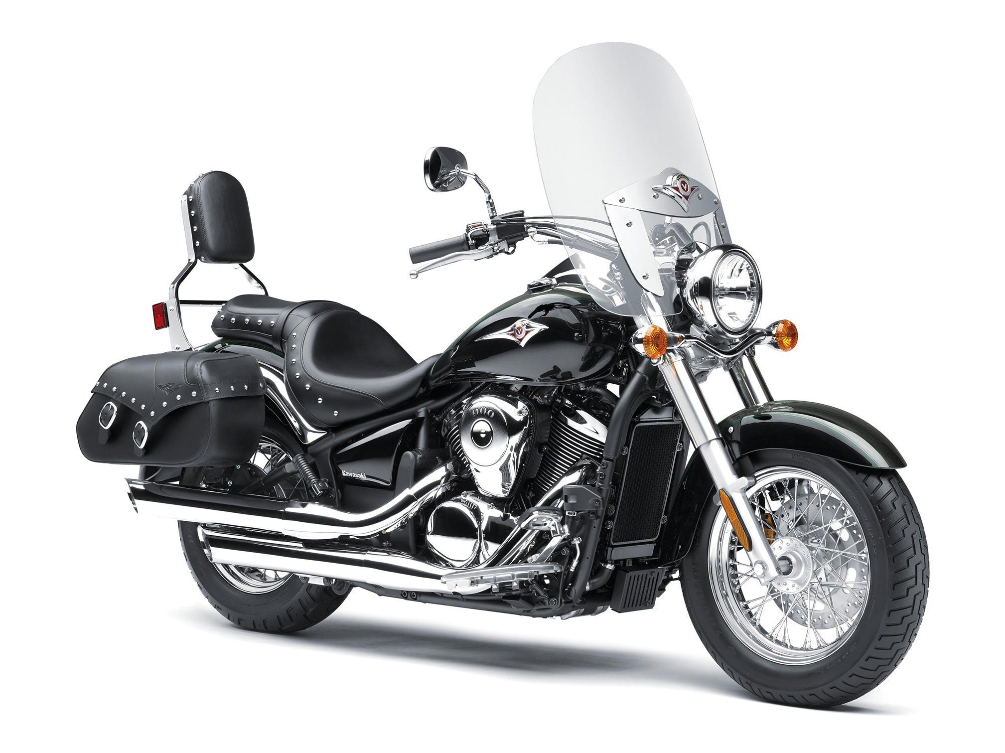 Kawasaki Vulcan  Windshield