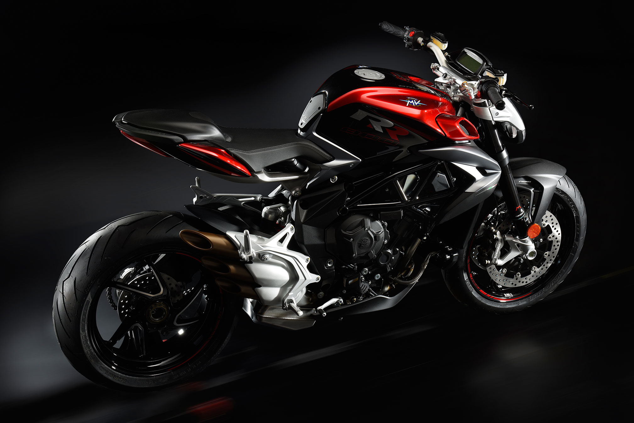 2017 MV Agusta Brutale 800 RR Naked Sports - Review