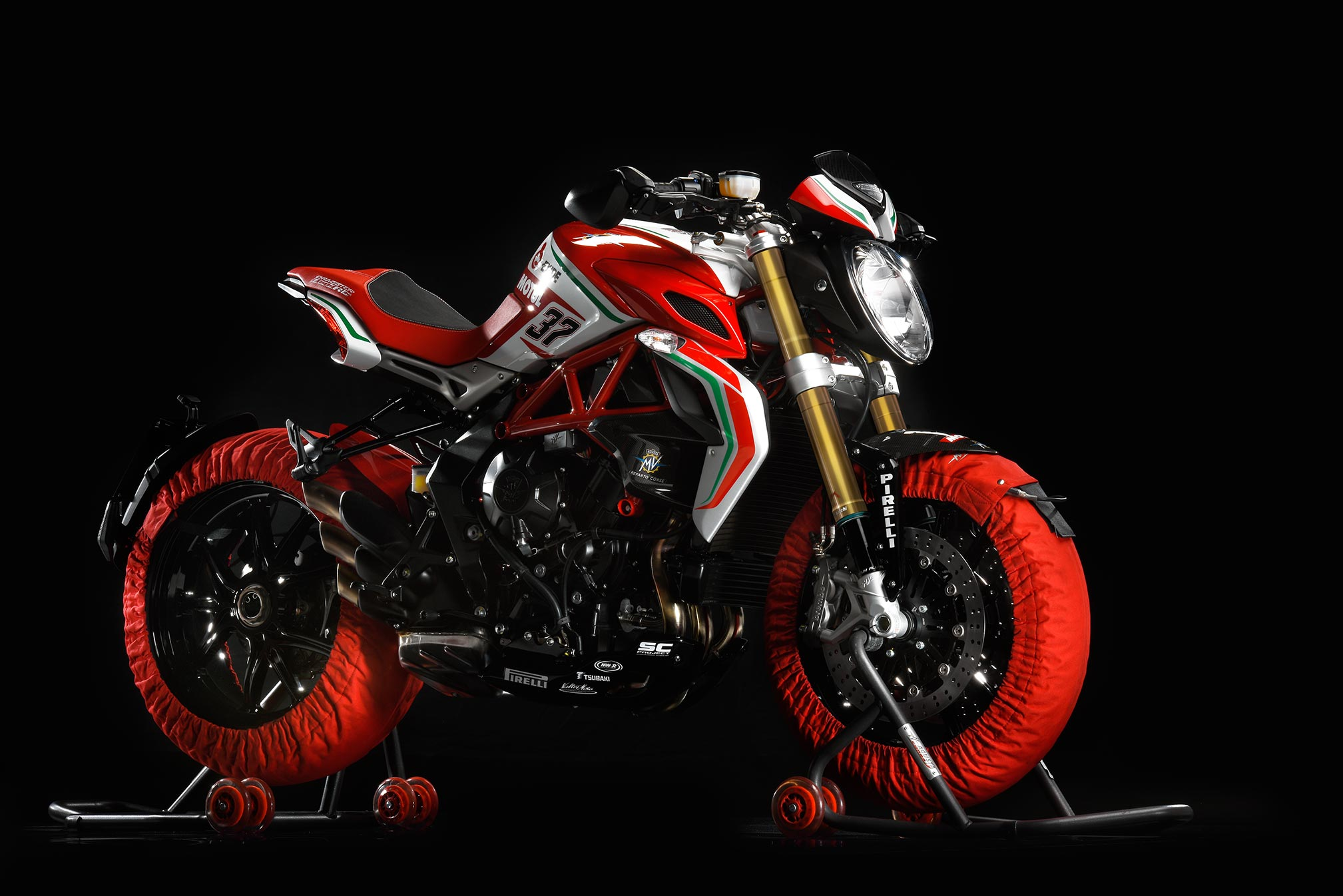 2020 MV Agusta Dragster 800RR RC Guide • Total Motorcycle