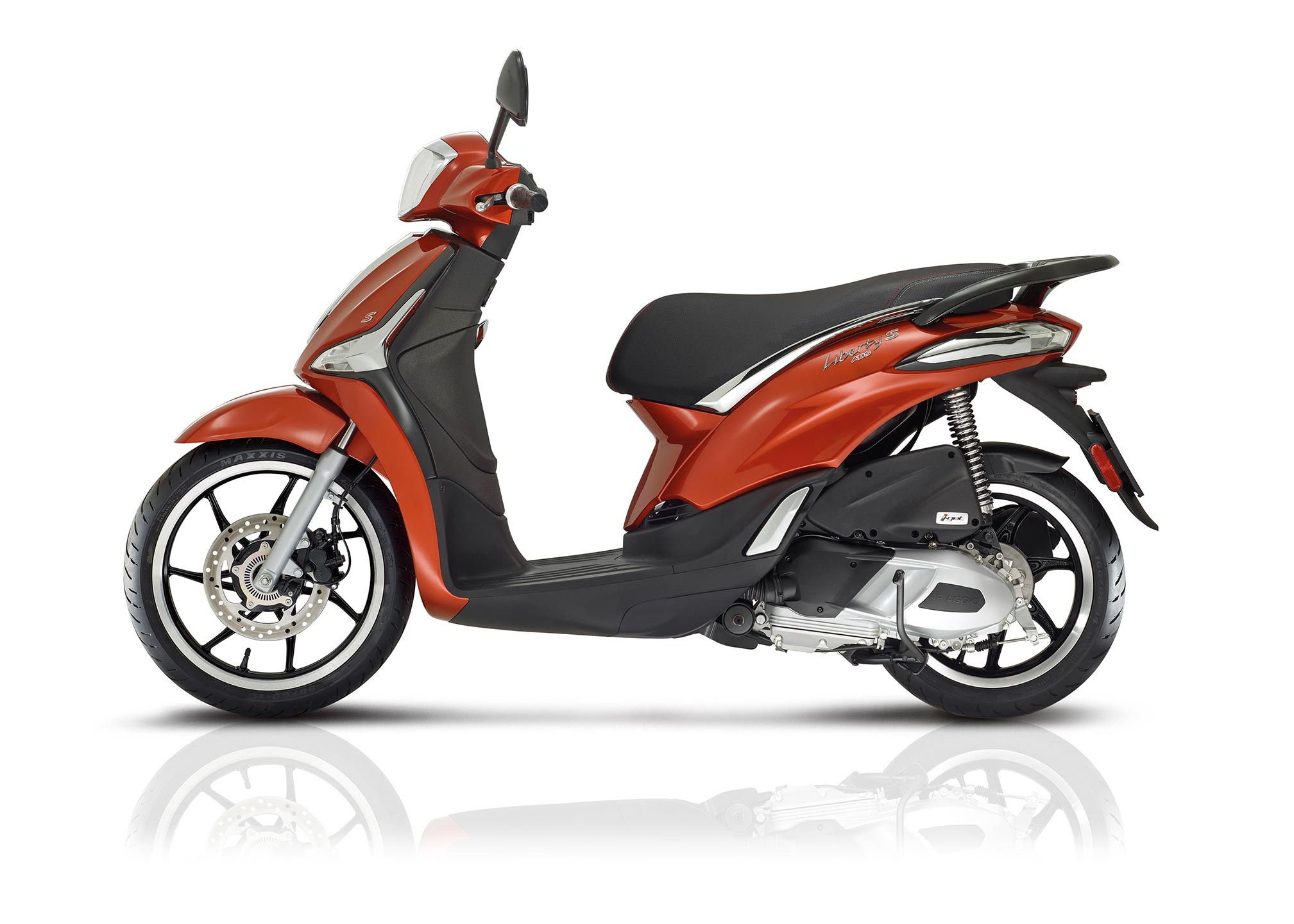 2017 Piaggio Liberty 125 Abs Iget Review