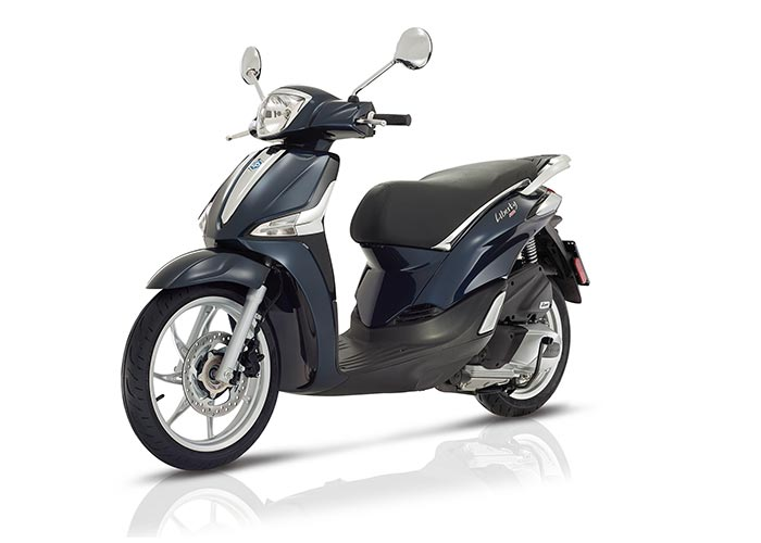 2017 Piaggio Liberty 125 ABS IGET