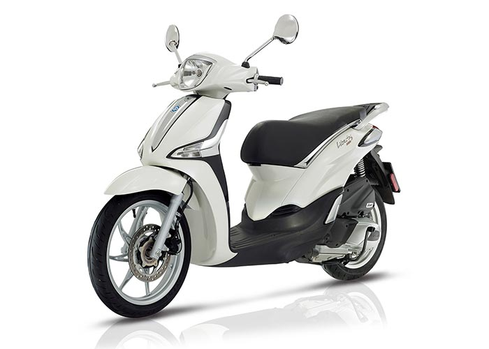 2017 Piaggio Liberty 150 ABS IGET