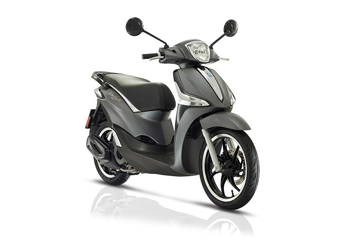 2017 Piaggio Liberty 150S ABS IGET