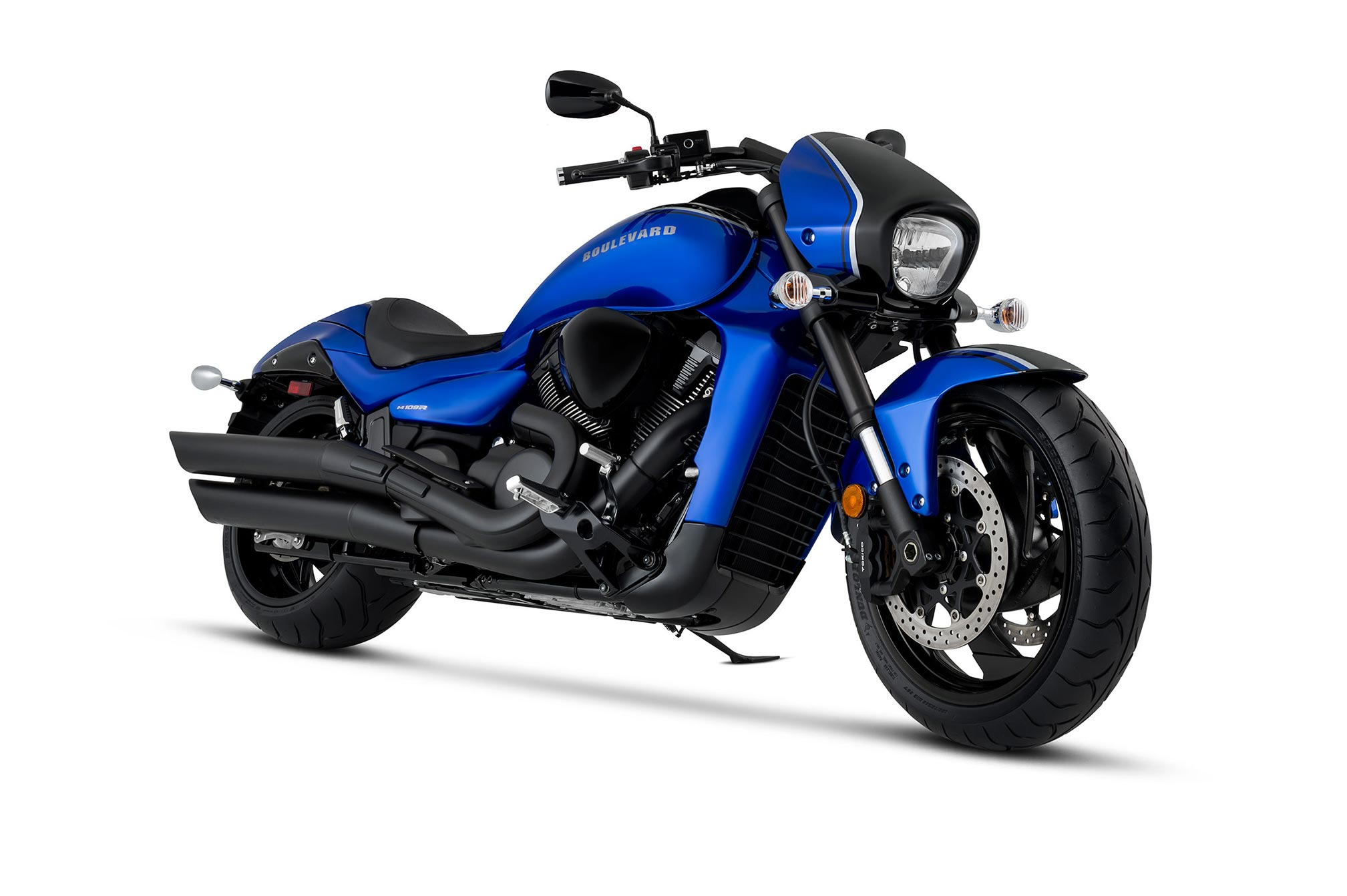 Specs For Suzuki  Intruder Motorcycle