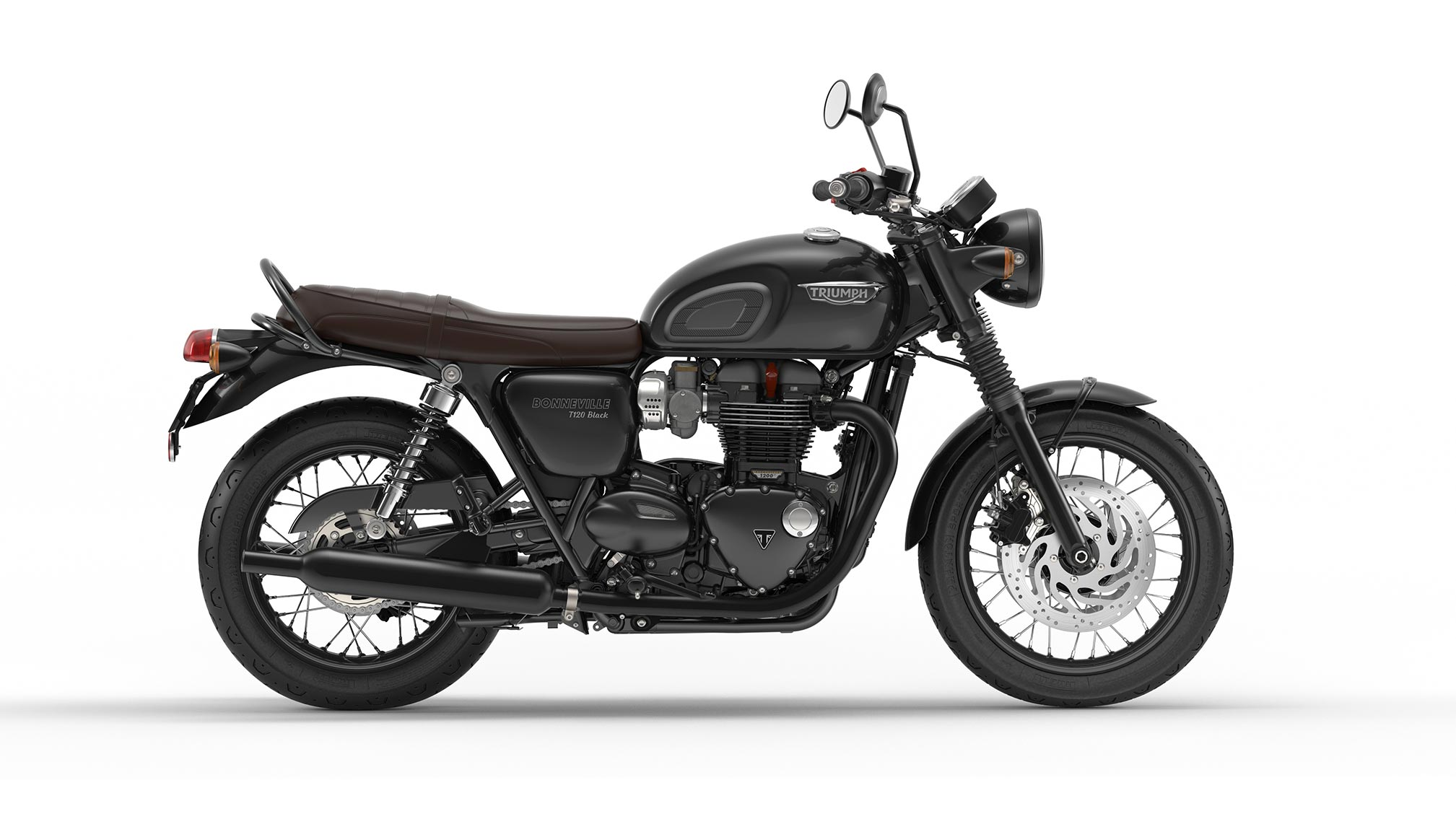 2017 Triumph Bonneville T120 Black Review