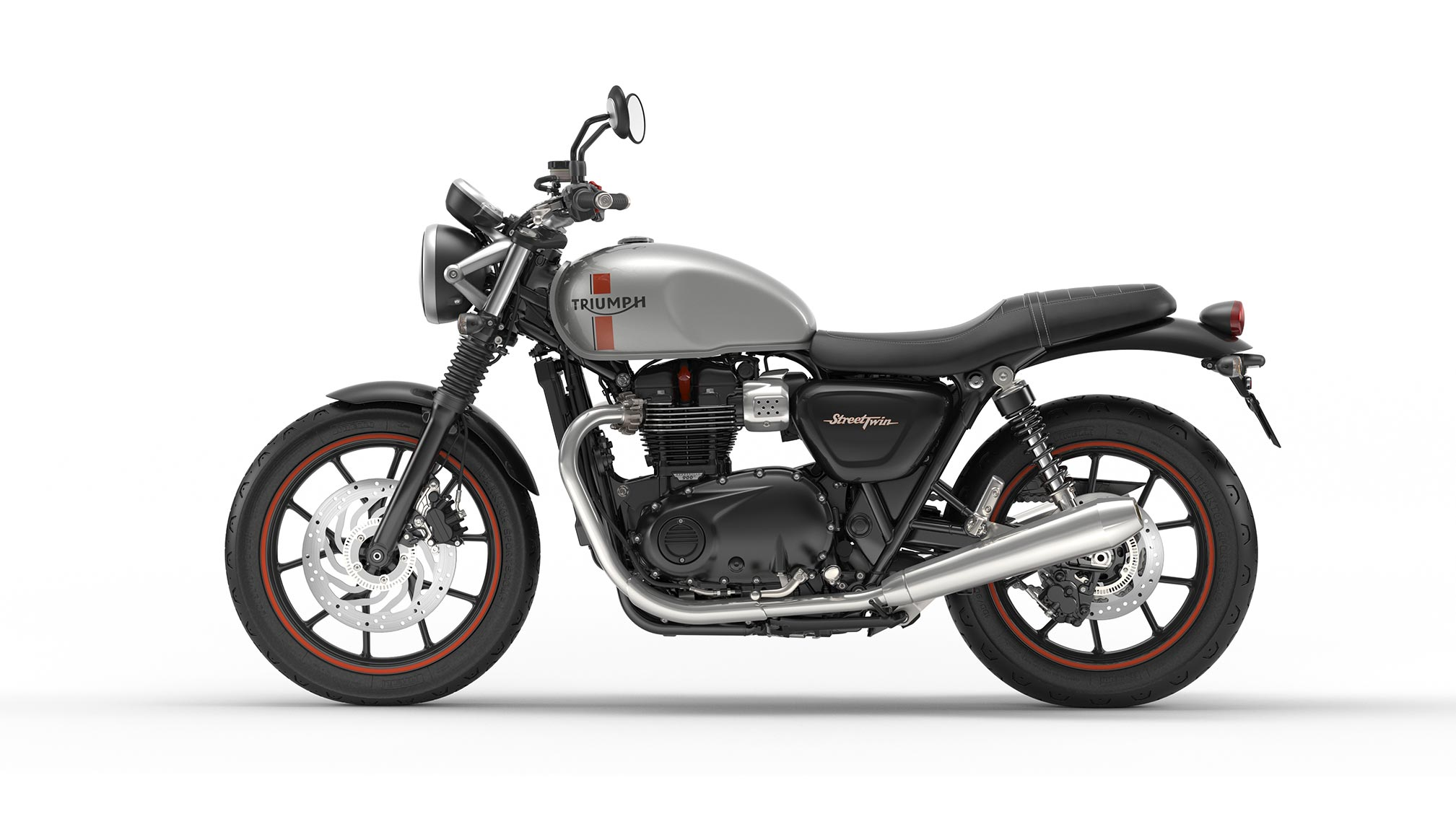 2017 triumph street twin review. Black Bedroom Furniture Sets. Home Design Ideas