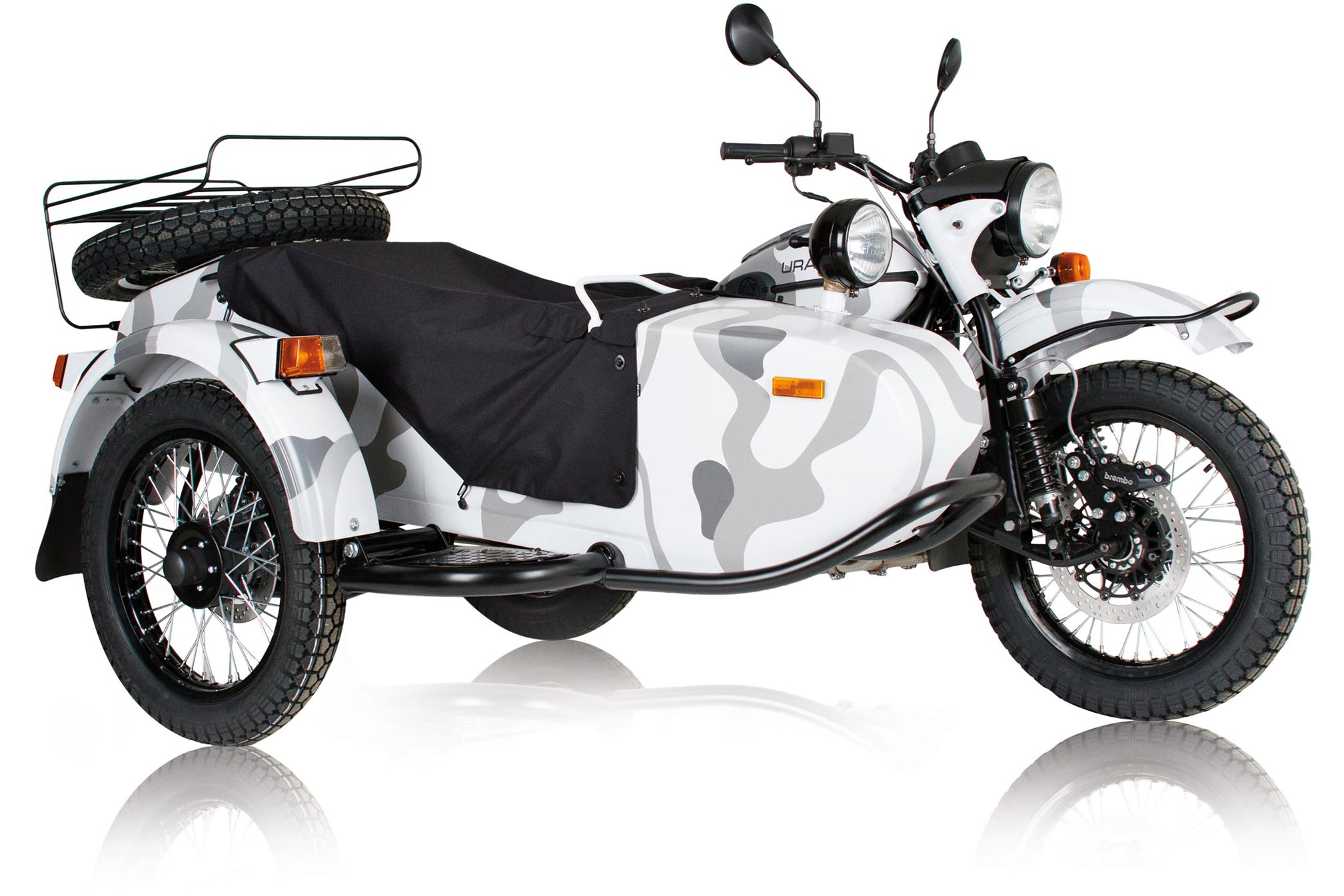 2017 Ural Gear Up Review