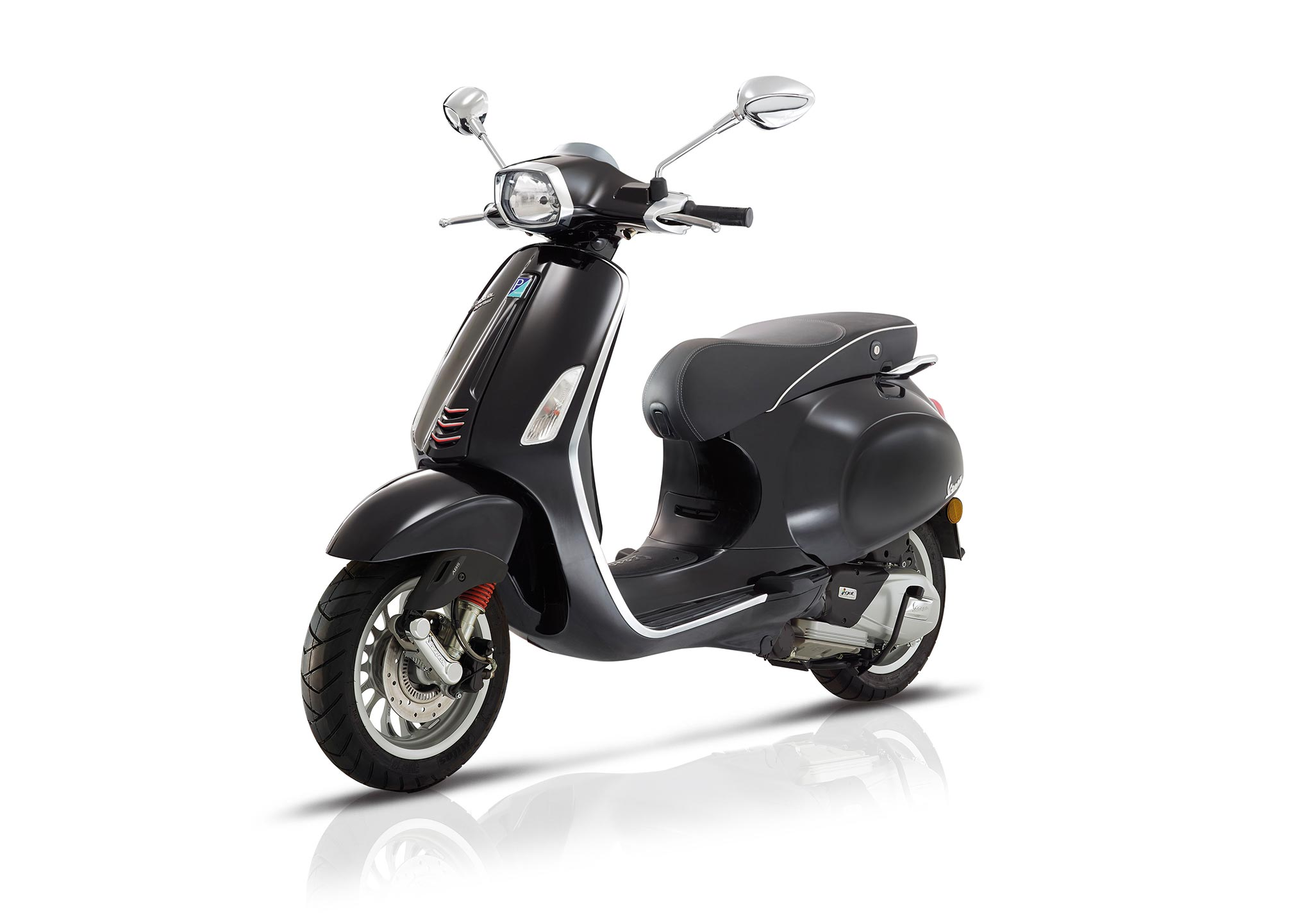 2017 vespa sprint 125 iget abs review. Black Bedroom Furniture Sets. Home Design Ideas