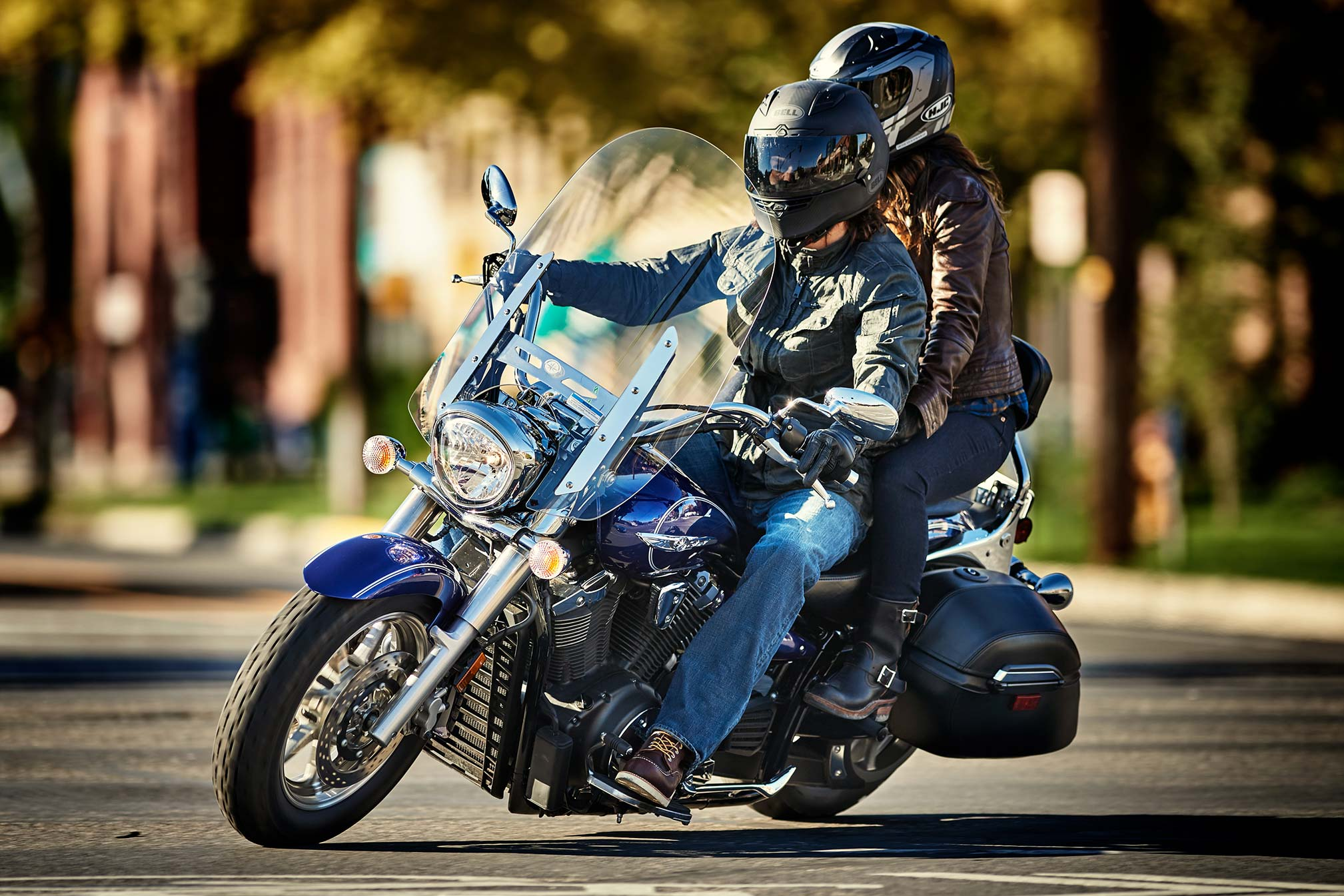 Yamaha V Star Review