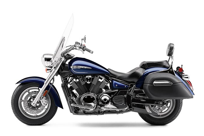 2017 Yamaha V-Star 1300 Tourer