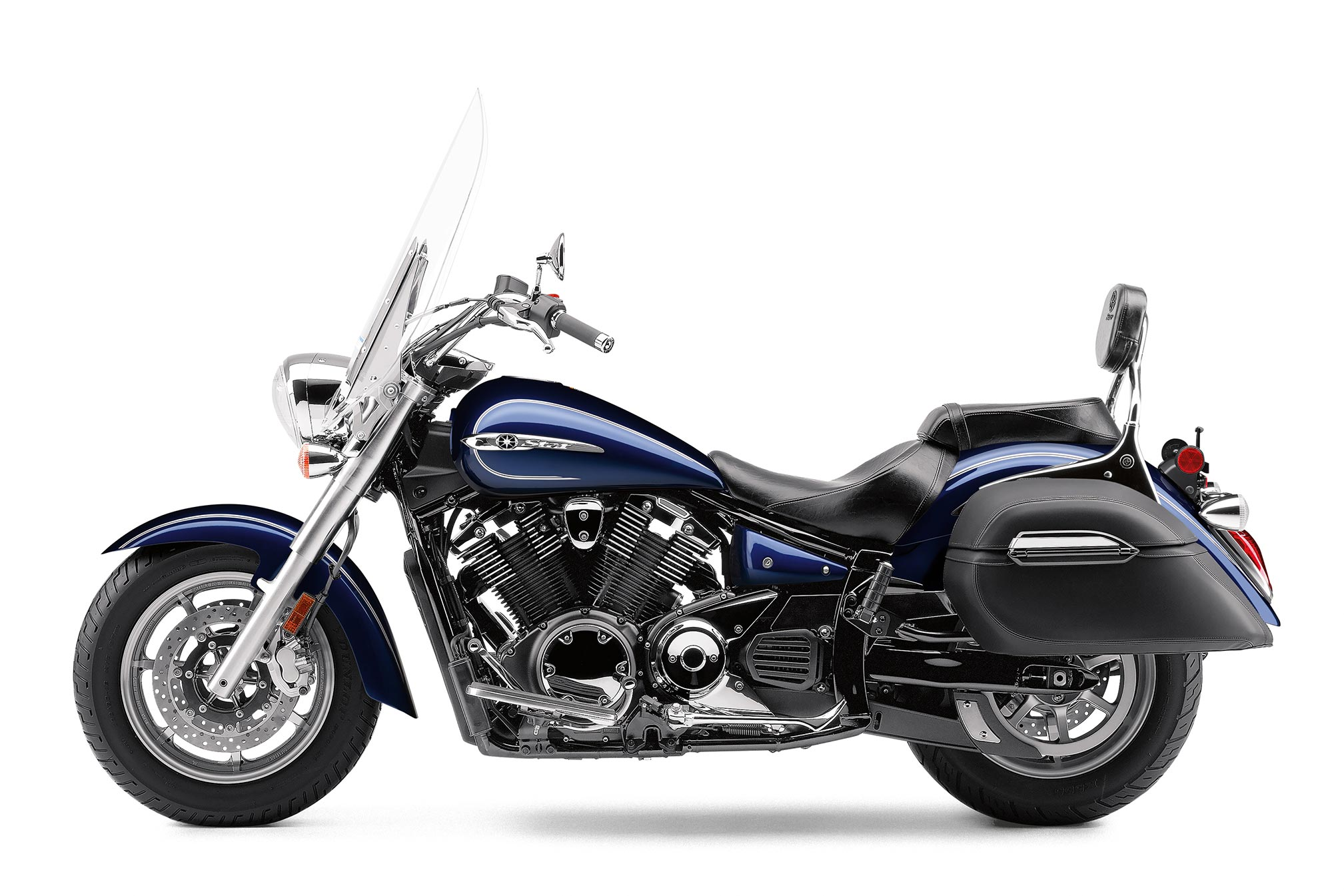 2017 yamaha v star 1300 tourer review