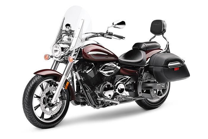 2017 Yamaha V-Star 950 Tourer