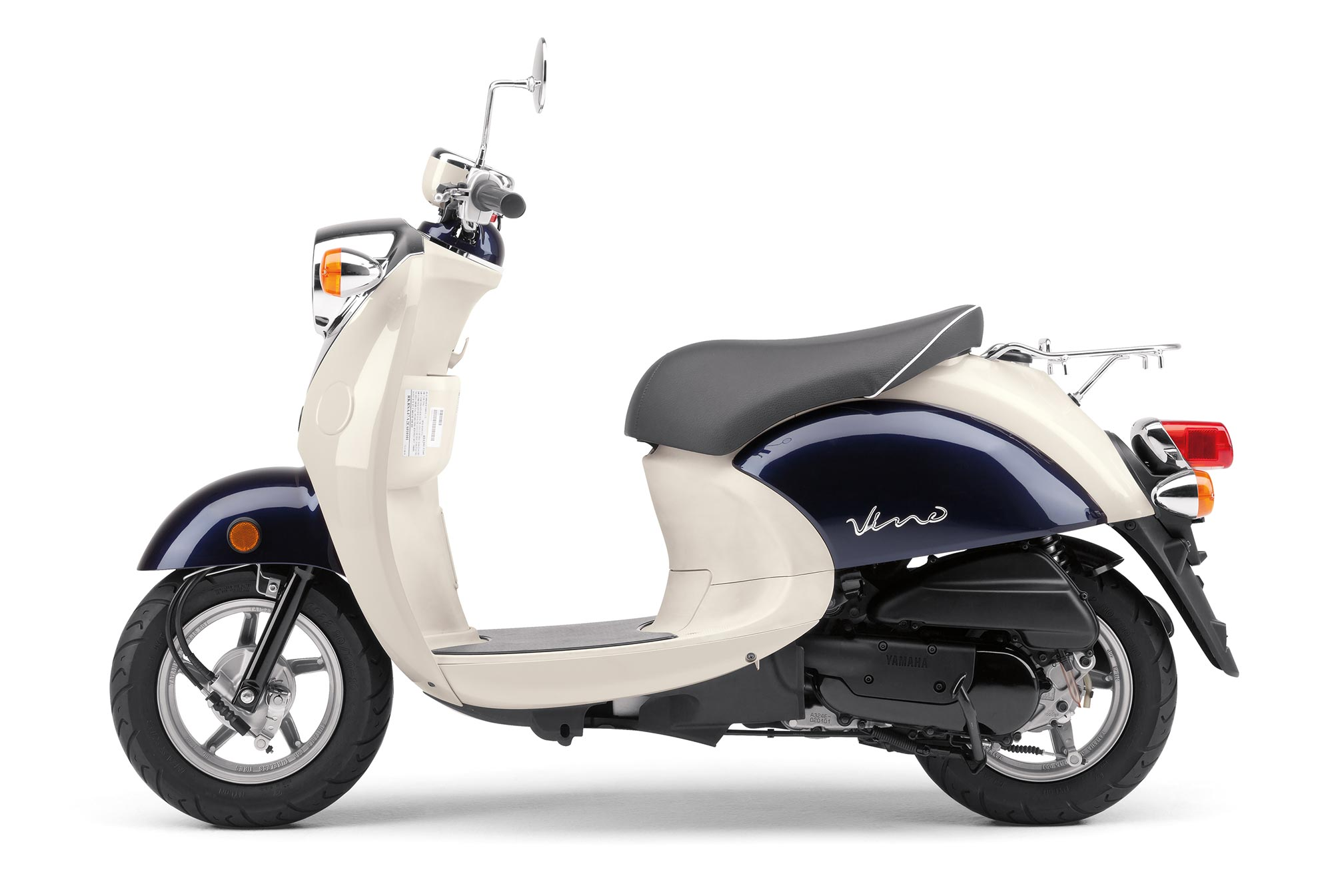 2017 yamaha vino 50 review for What is a motor scooter